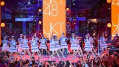Indosport - Idol grup JKT48.