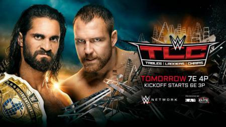 Jadwal WWE TLC Match 2018 - INDOSPORT
