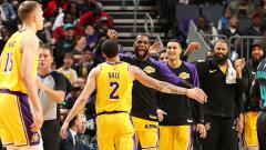 Indosport - Salah satu bintang LA Lakers yang tidak disebutkan namanya dikabarkan merugi karena efek ketegangan NBA dan China.