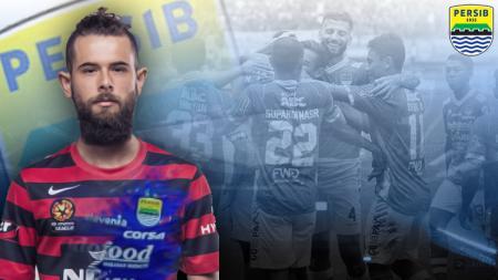 Vitor Saba, jebolan Italia yang dirumorkan ke Persib Bandung. - INDOSPORT