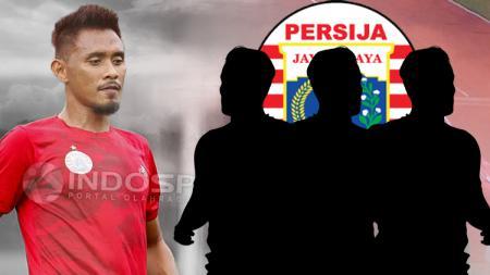 Termasuk Maman Abdurrahman, Persija Jakarta resmi melepas 4 pemain, Minggu (29/12/19). - INDOSPORT