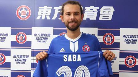 Vitor Saba, jebolan Italia yang dirumorkan ke Persib Bandung - INDOSPORT