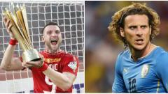 Indosport - Marko Simic dan Diego Forlan