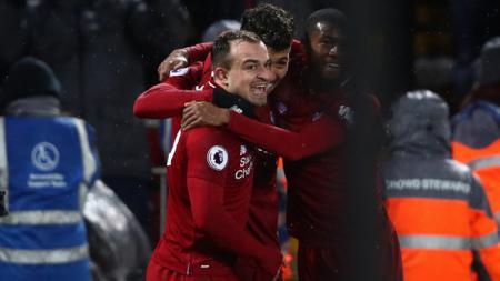 Meski Liga Inggris musim ini masih terus dipertanyakan kelanjutannya akibat pandemi corona, Liverpool ternyata tak lantas berhenti merencanakan perubahan skuat. - INDOSPORT
