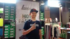 Indosport - Dimas Ekky Pratama, pembalap Indonesia.