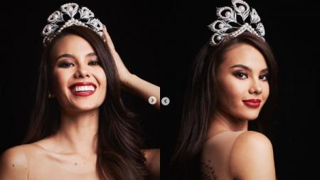 Miss Universe 2018 Catriona Gray - INDOSPORT