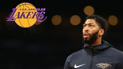 Indosport - Anthony Davis, pebasket bintang New Orleans Pelicans dikabarkan masuk dalam pantauan dari LA Lakers.