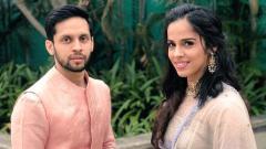 Indosport - Saina Nehwal Menikah dengan Kashyap Parupalli