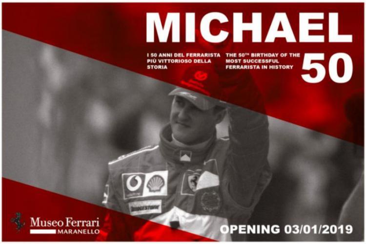Ferrari akan menyelenggarakan pameran bertajuk