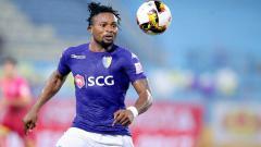 Indosport - Top Skor Liga Vietnam Musim 2018, Oseni Ganiyu