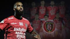 Indosport - Tiga nilai positif Sylvano Comvalius bila gabung Bali United