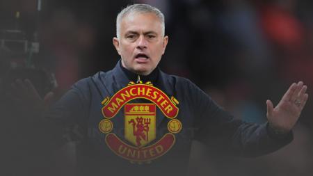 Jose Mourinho merasa pencapaiannya di Manchester United tidak dihargai. - INDOSPORT