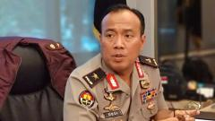 Indosport - Kepala Biro Penerangan Masyarakat Divisi Humas Polri Brigjen Dedi Prasetyo