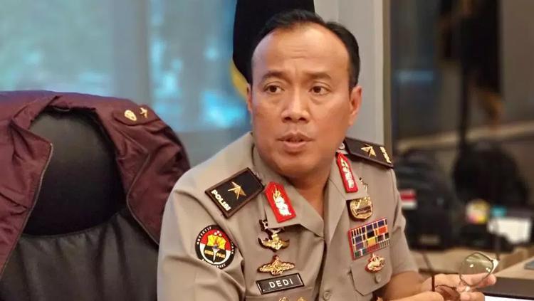 Kepala Biro Penerangan Masyarakat Divisi Humas Polri Brigjen Dedi Prasetyo Copyright: Jabar Publisher