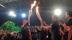 Indosport - Malam Apresiasi dari INASGOC untuk Karyawan dan Sponsor Asian Games 2018