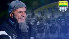 Indosport - Tiga fakta Baltemar Brito, eks asisten Jose Mourinho yang jadi kandidat pelatih Persib