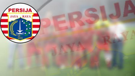 Ilustrasi Logo Persija Jakarta. - INDOSPORT