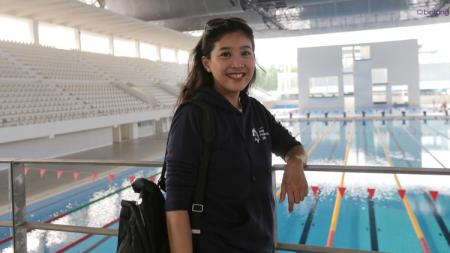 Altet Wushu Indonesia, Olivia Zalianty. - INDOSPORT