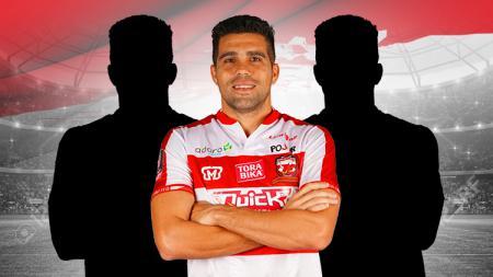 Tiga pemain asing yang berpeluang sudah dinaturalisasi di 2019. - INDOSPORT