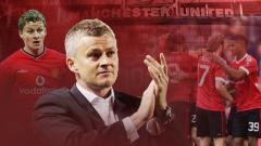 Indosport - Ole Gunnar Solskjær jadi pelatih sementara Manchester United