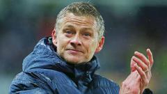 Indosport - Ole Gunnar Solskjaer resmi jadi pelatih sementara Man United