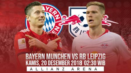 Prediksi pertandingan Bayern Munchen vs RB Leipzig - INDOSPORT