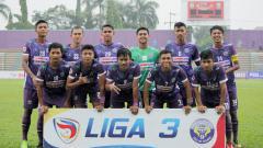 Indosport - Skuat PSGC Ciamis yang berlaga di Liga 3 2018.