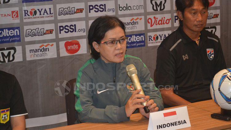 Papat Yunisal Anggota Exco PSSI Copyright: Indosport