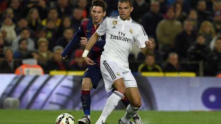 Pepe ketika masih bermain untuk Real Madrid. - INDOSPORT