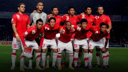 Skuat Timnas Indonesia 2010 - INDOSPORT