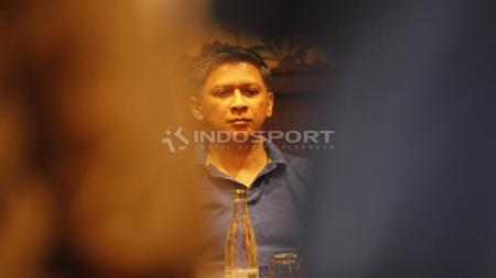 Plt Ketum PSSI yang baru, Iwan Budianto. - INDOSPORT
