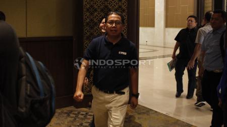 Plt Ketua Umum PSSI, Joko Driyono. - INDOSPORT