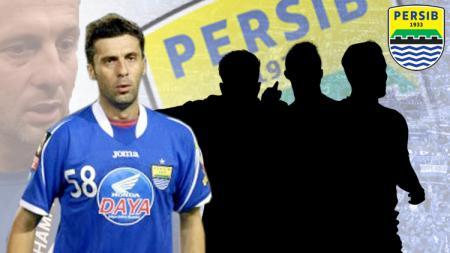 Tiga pemain yang Dirumorkan ke Persib Bandung - INDOSPORT
