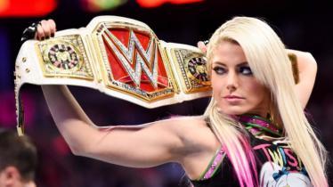 Bintang WWE Amerika, Alexa Bliss - INDOSPORT