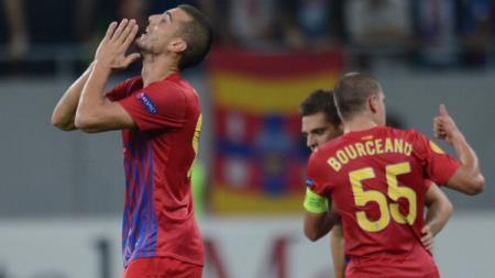 Klub Rumania, Steaua Bucuresti. - INDOSPORT