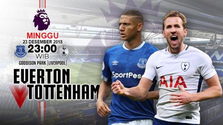 Prediksi Everton Vs Tottenham - INDOSPORT