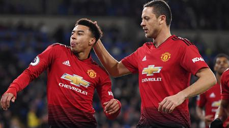 4 Raksasa Italia Berpeluang Datangkan Jesse Lingard dari Manchester United. - INDOSPORT