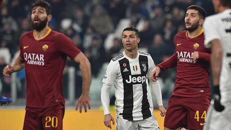 5 Pertemuan Terakhir Juventus vs AS Roma: Siapa Unggul?