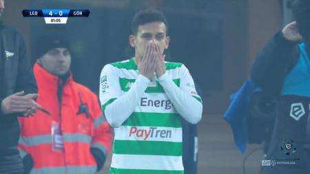 Egy Maulana Vikri menjalani debut di tim utama Lechia Gdansk. - INDOSPORT