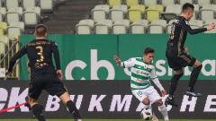 Indosport - Egy Maulana Vikri menjalani debut di tim utama Lechia Gdansk.