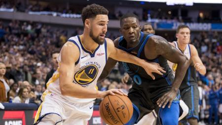 Pertandingan Dallas Mavericks vs Golden State - INDOSPORT