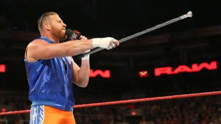 Curt Hawkins, salah satu pegulat WWE yang punya rekor 219 kekalahan. - INDOSPORT