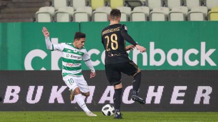 Egy Maulana Vikri menjalani debut perdana bersama Lechia Gdansk di Ekstraklasa, Sabtu (22/12/18). - INDOSPORT