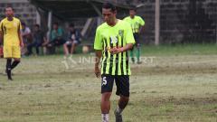 Indosport - Eks bek kanan Timnas Indonesia, Anang Ma'ruf.