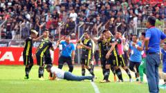 Indosport - Skuat Kalteng Putra.