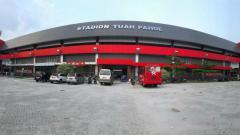 Indosport - Stadion Tuah Pahoe, kandang Kalteng Putra.