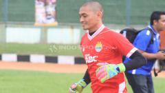 Indosport - Mantan kiper Persib Bandung, Cecep Supriatna.