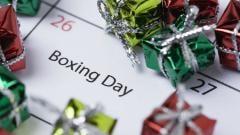 Indosport - Boxing Day.