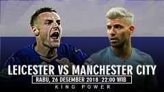 Indosport - Prediksi pertandingan Leicester V Manchester City