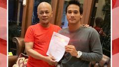 Indosport - Muhammad Ridho resmi ke Madura United.
